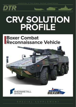 CRV SOLUTION PROFILE
