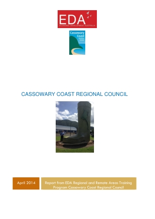 CASSOWARY COAST REGIONAL COUNCIL