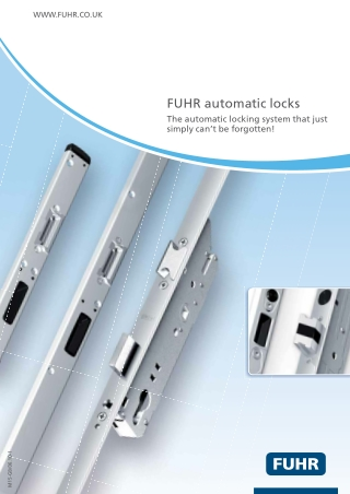 FUHR automatic locks
