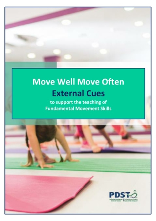 Move Well Move Often External Cues