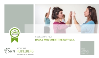 DANCE MOVEMENT THERAPY M.A.