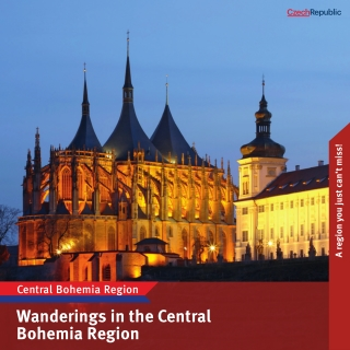 Wanderings in the Central Bohemia Region