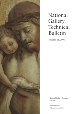 NATIONAL GALLERY TECHNICAL BULLETIN VOLUME 21 43