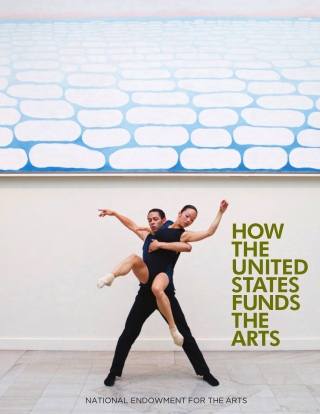 HOW THE UNITED STATES FUNDS THE ARTS