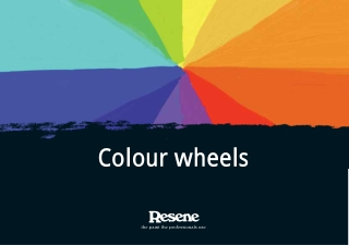 Colour wheels