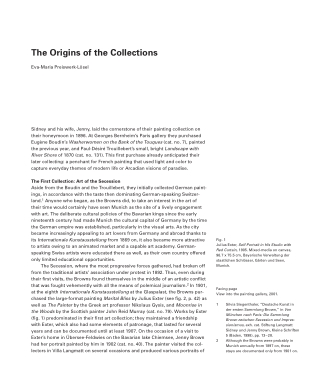 The Origins of the Collections