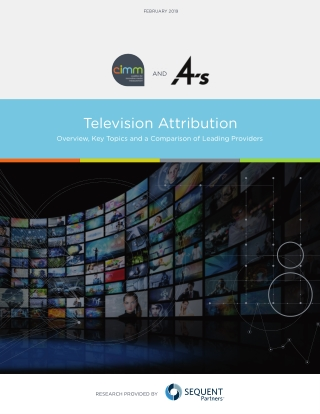 Television Attribution