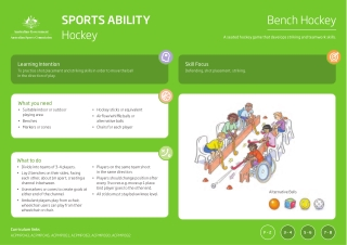 SPORTS ABILITY