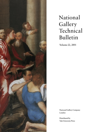 54 NATIONAL GALLERY TECHNICAL BULLETIN VOLUME 22