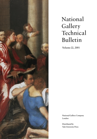 NATIONAL GALLERY TECHNICAL BULLETIN VOLUME 22 29