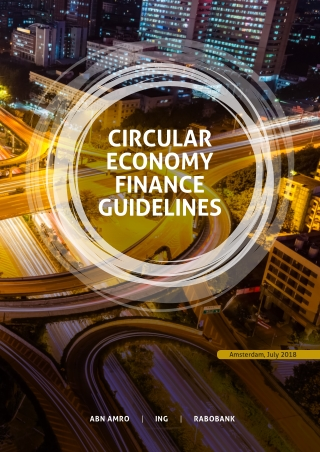 CIRCULAR ECONOMY FINANCE GUIDELINES