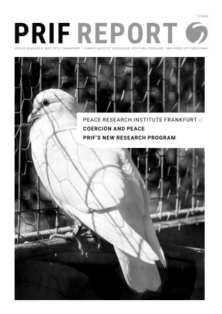 COERCION AND PEACE PRIF'S NEW RESEARCH PROGRAM