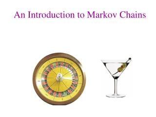 A Prologue to Markov Chains