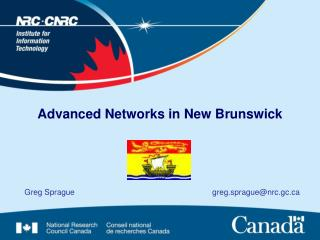 Propelled Systems in New Brunswick