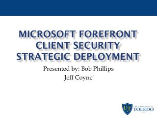 Microsoft Front line Customer Security Vital Sending