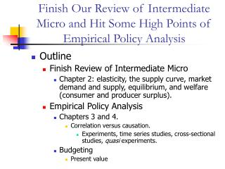 Complete Our Survey of Middle of the road Miniaturized scale and Hit Some High Purposes of Experimental Approach Investi