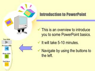Prologue to PowerPoint