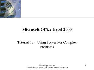 Microsoft Office Exceed expectations 2003