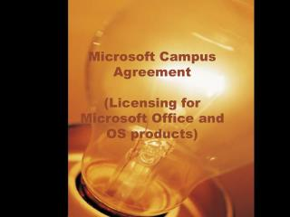Microsoft Grounds Understanding (Authorizing for Microsoft Office and OS items)