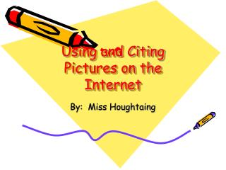 Utilizing and Refering to Pictures on the Web