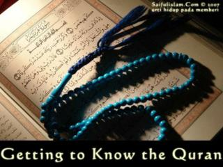 Quran: Book of Direction