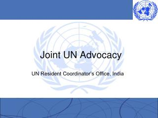 Joint UN Support