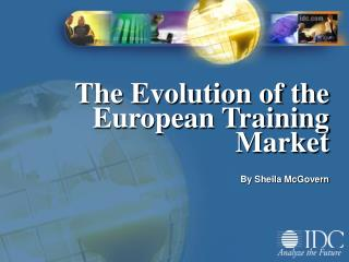 The Development of the European Preparing Market
