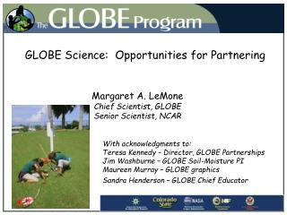 GLOBE Science: Open doors for Joining forces