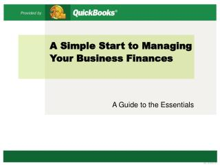 A Straightforward Begin to Dealing with Your Business Funds