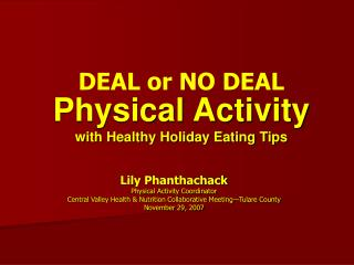 Physical Movement with Solid Occasion Eating Tips