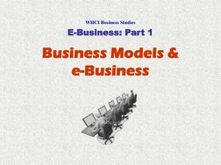 Plans of action and e-Business