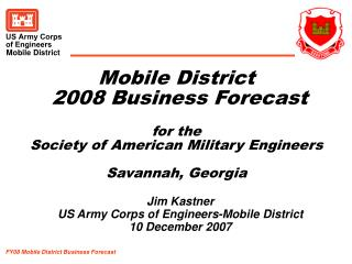 Versatile Locale 2008 Business Conjecture for the General public of American Military Specialists Savannah, Georgia