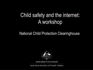 Kid wellbeing and the web: A workshop