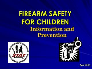 Gun Wellbeing FOR Youngsters