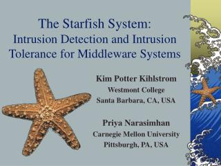 The Starfish Framework: Interruption Identification and Interruption Resistance for Middleware Frameworks