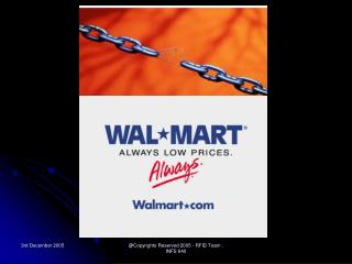 Wal*Mart Contextual investigation: RFID and Store network Administration