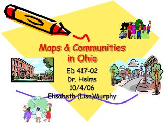Maps and Groups in Ohio