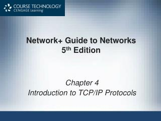 Network Manual for Systems 5 th Version