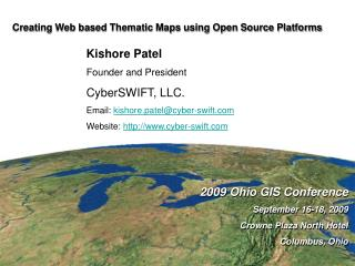 Making Online Topical Maps utilizing Open Source Stages