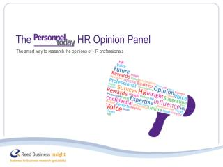 The brilliant approach to scrutinize the sentiments of HR experts