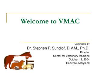Welcome to VMAC