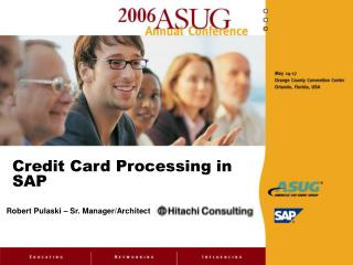 Visa Preparing in SAP