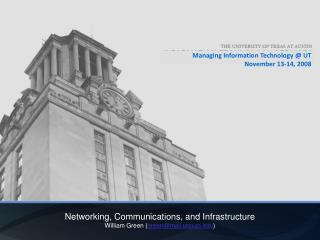 Systems administration, Interchanges, and Base William Green ( green@mail.utexas )