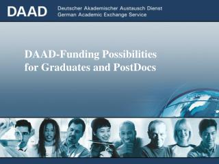 DAAD-Financing Potential outcomes for Graduates and PostDocs