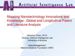 Mapping Nanotechnology Developments and Learning: Worldwide and Longitudinal Patent and Writing Investigation