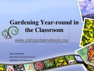 Planting Year-round in the Classroom