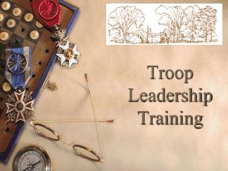 Troop Initiative Preparing