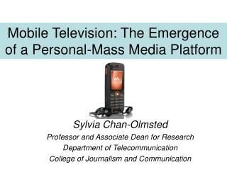 Portable TV: The Rise of an Individual Broad communications Stage