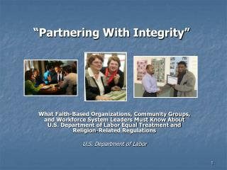 """Joining forces With Trustworthiness"""