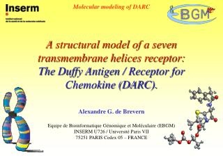 Sub-atomic demonstrating of DARC